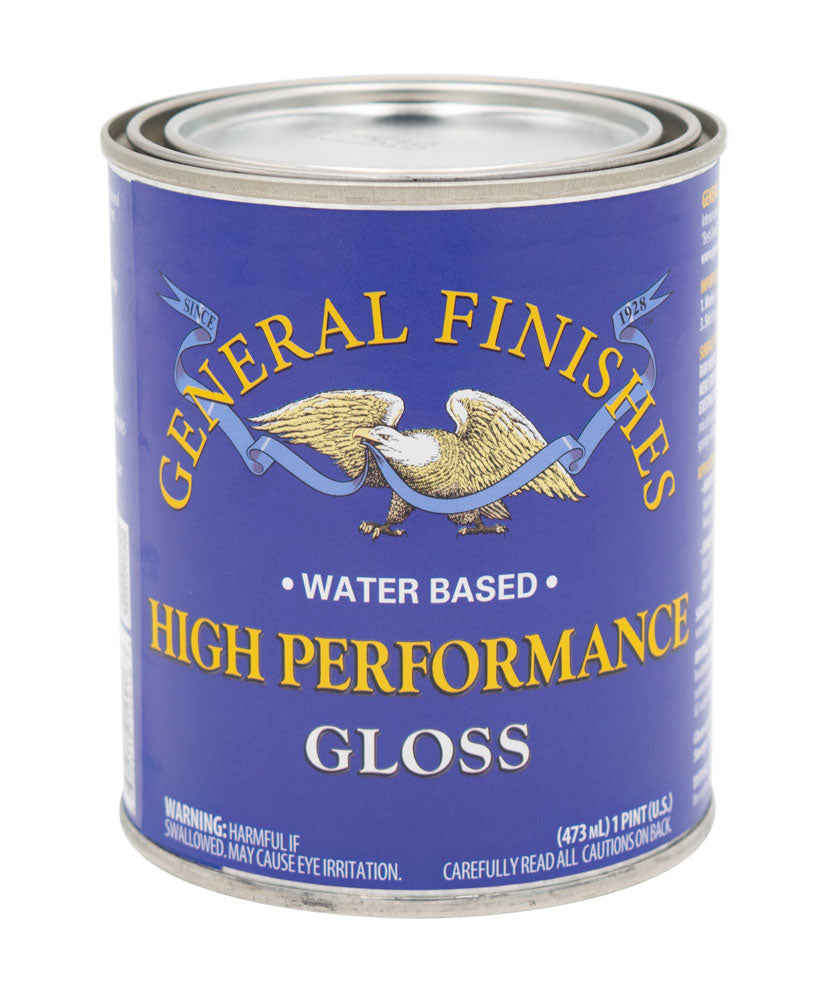 General Finishes High Performance Top Coat - Gloss