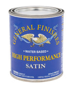 General Finishes High Performance Top Coat - Satin