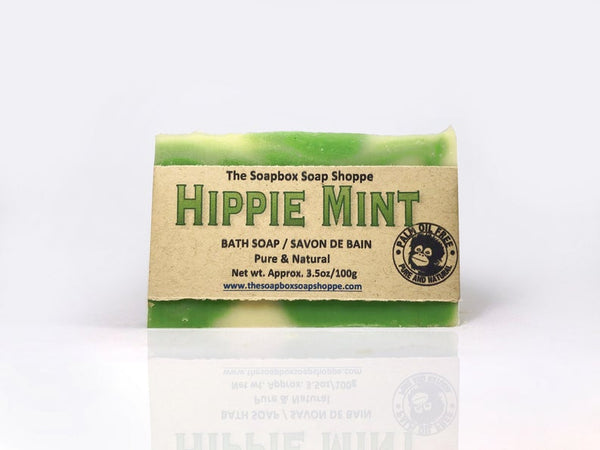 Hippie Mint Natural Soap Bar