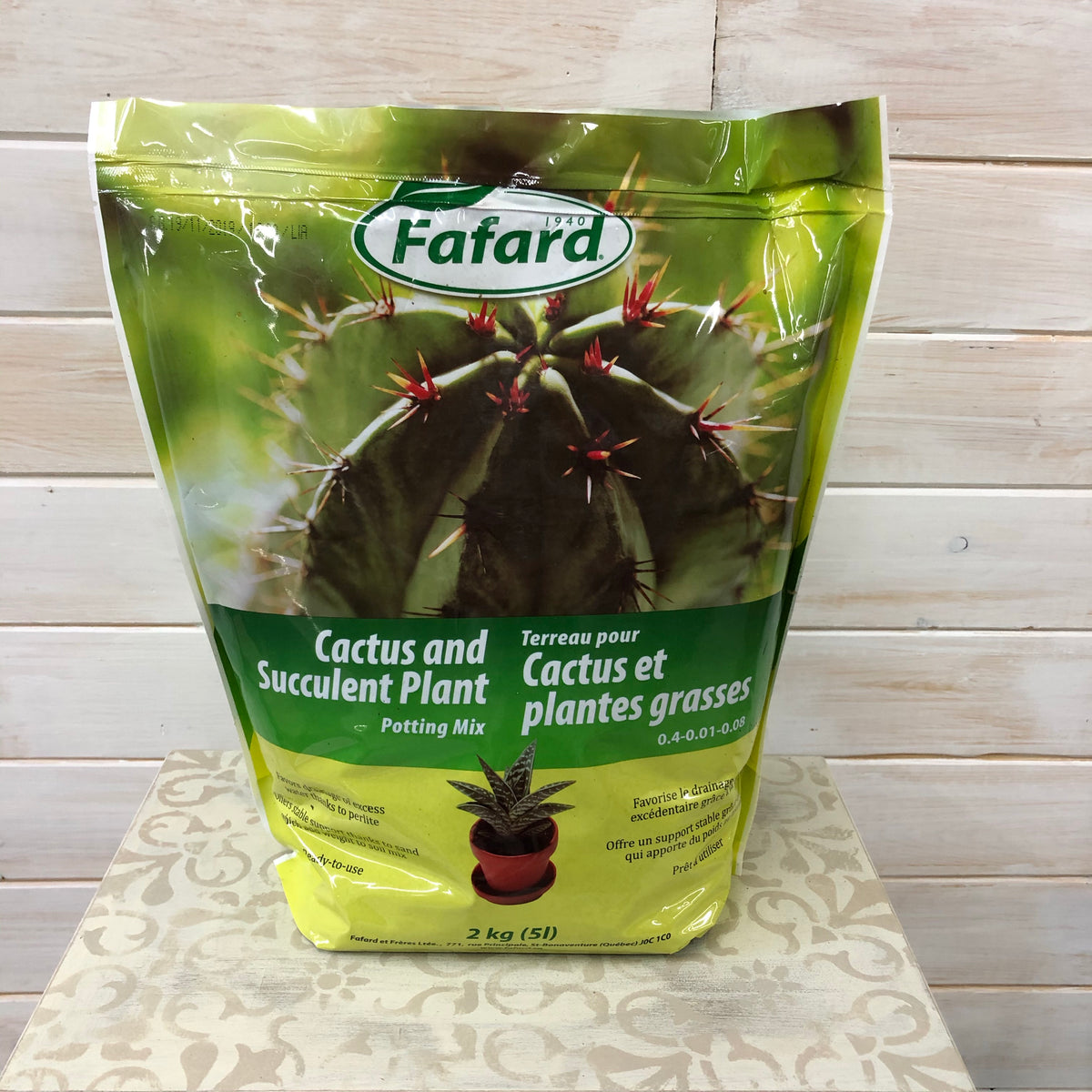 Fafard Cactus and Succulent Potting Mix