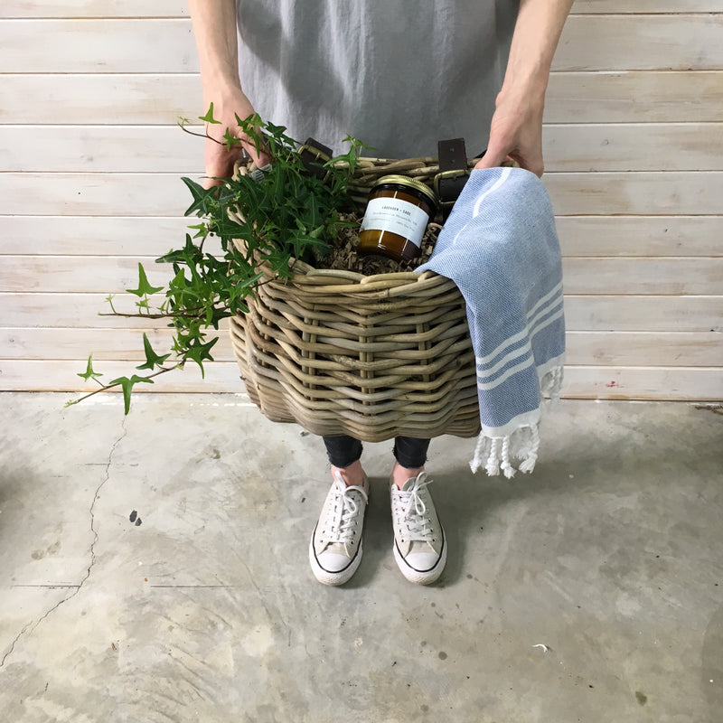 Mothers Day Bicycle Basket