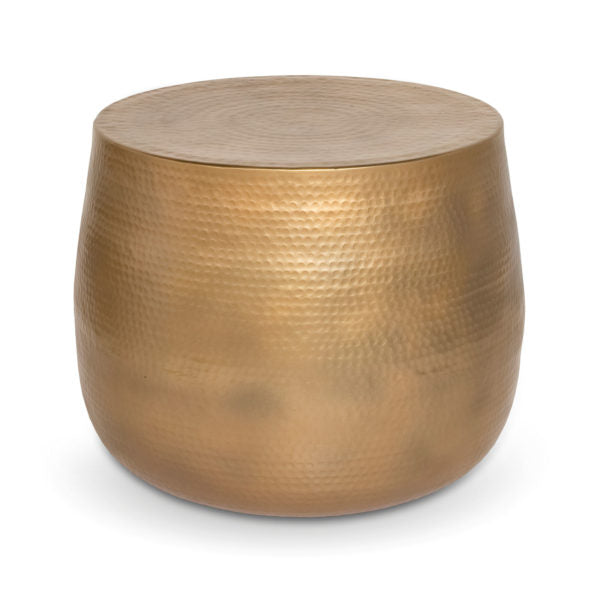 Nordic Accent Table - Gold
