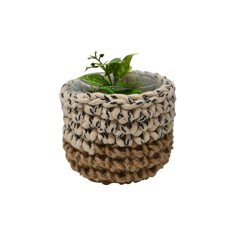 Small plant basket