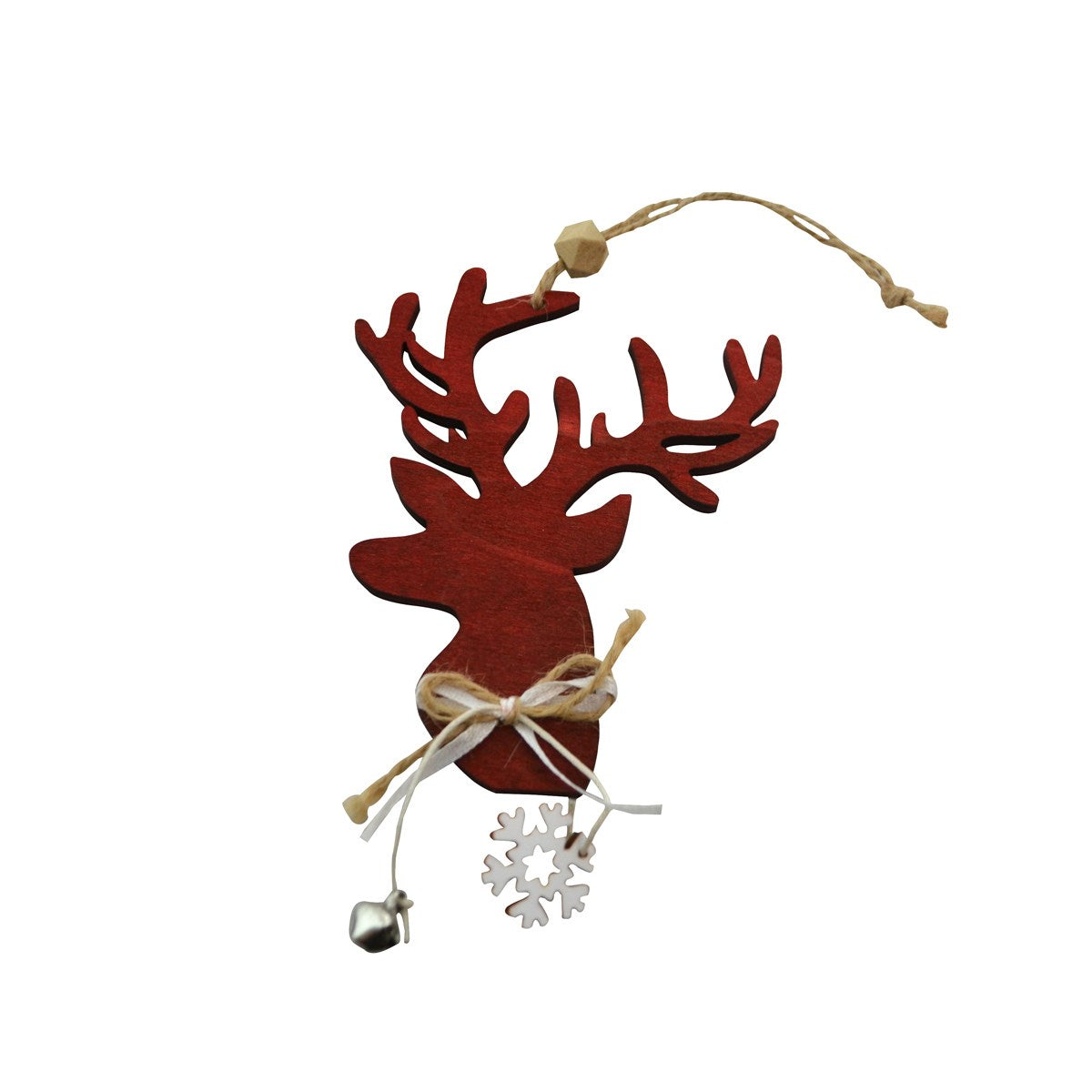 Red deer ornament