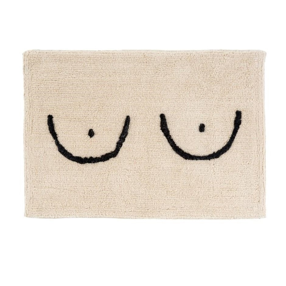 Topless Bath Mat