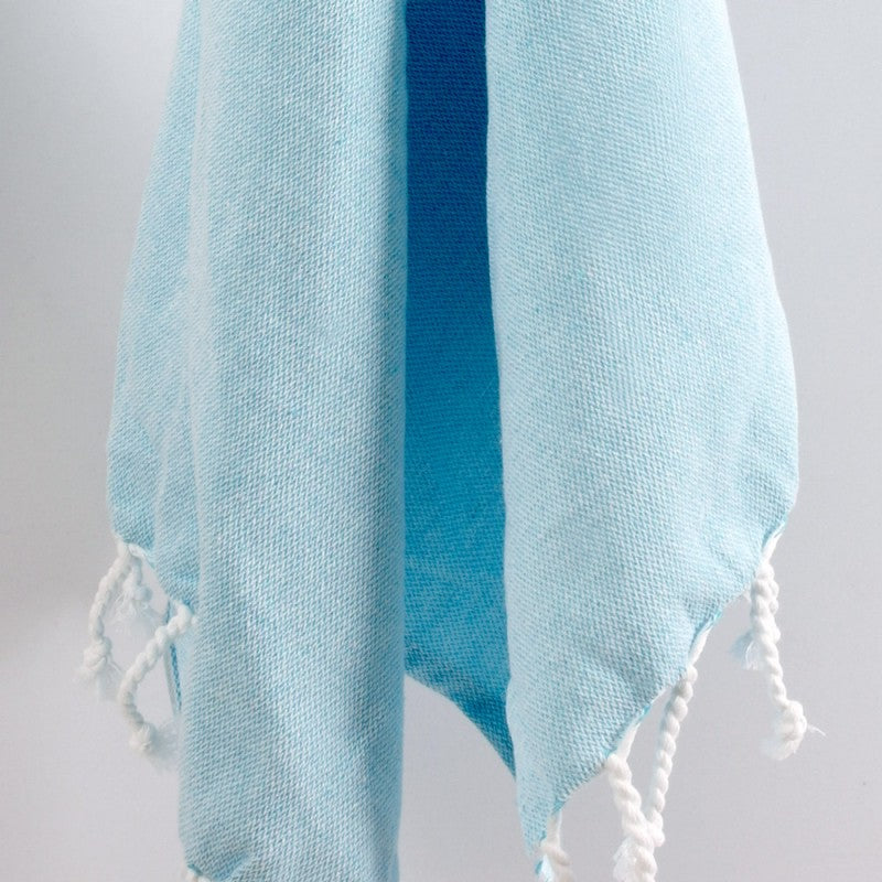 Solid Turkish Towel - Hand Size
