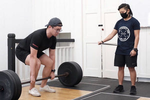 Basic Strength Programme: Deadlift