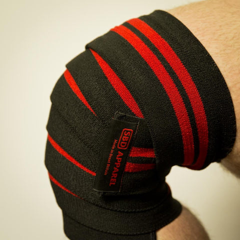 SBD Knee Wraps