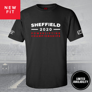 Sheffield 2020 Competition T-Shirt