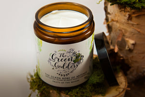 The Silken Robe of Artemis Body Butter/beurre de karité fouetté corporel