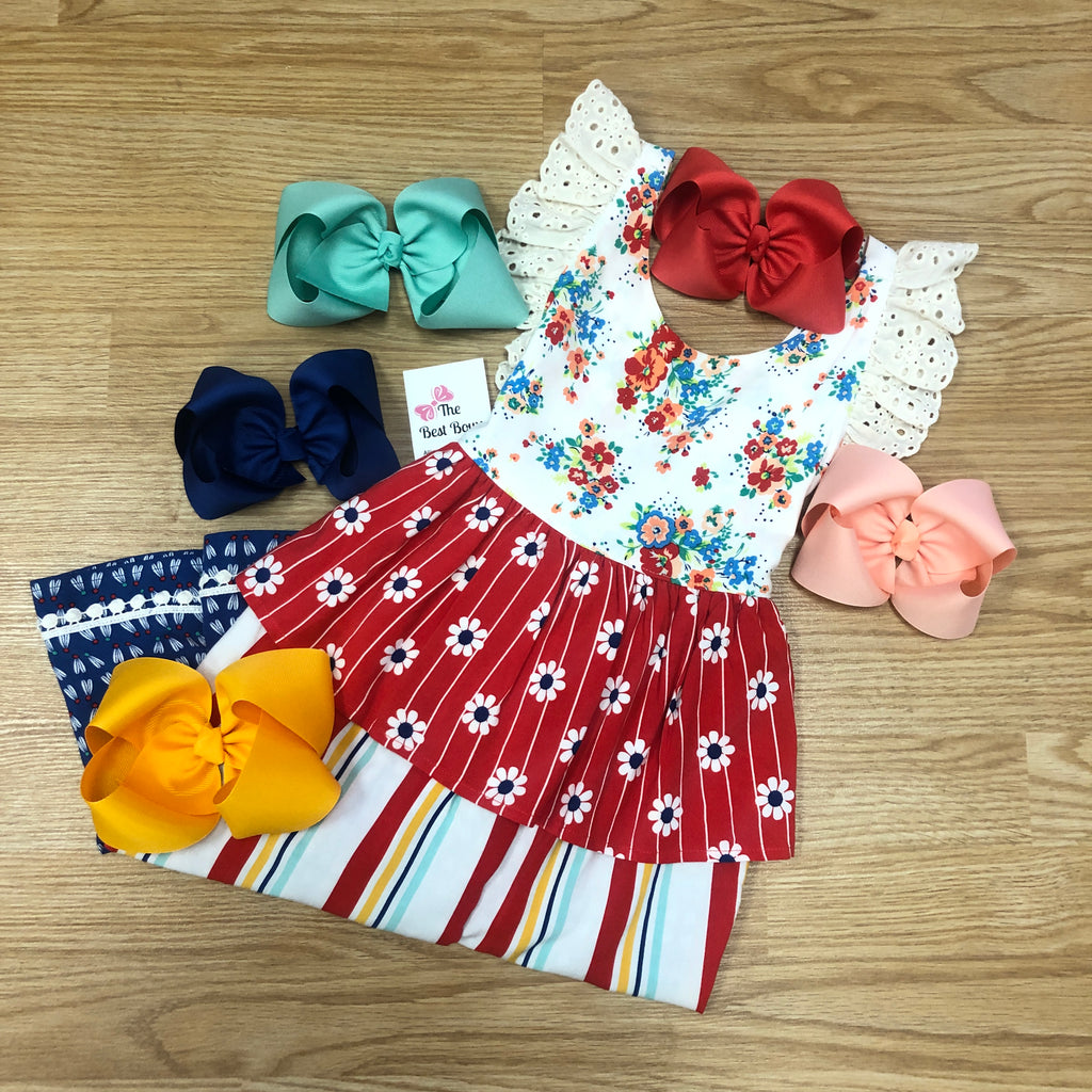 The Best Bows Matches to May 2019 Wildflowers Clothing Daydream Believer