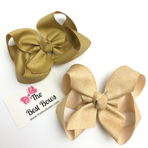 Glitter Dazzle Boutique Bow