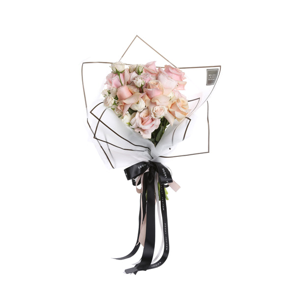 Petite Made You Blush Bouquet