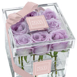 Lavender Petite Bloom Box