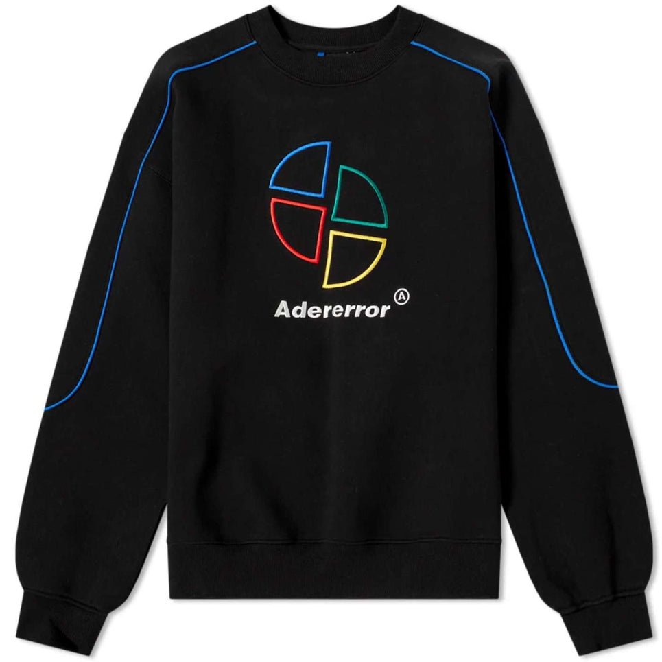 Ader Error Signature Crew Sweat