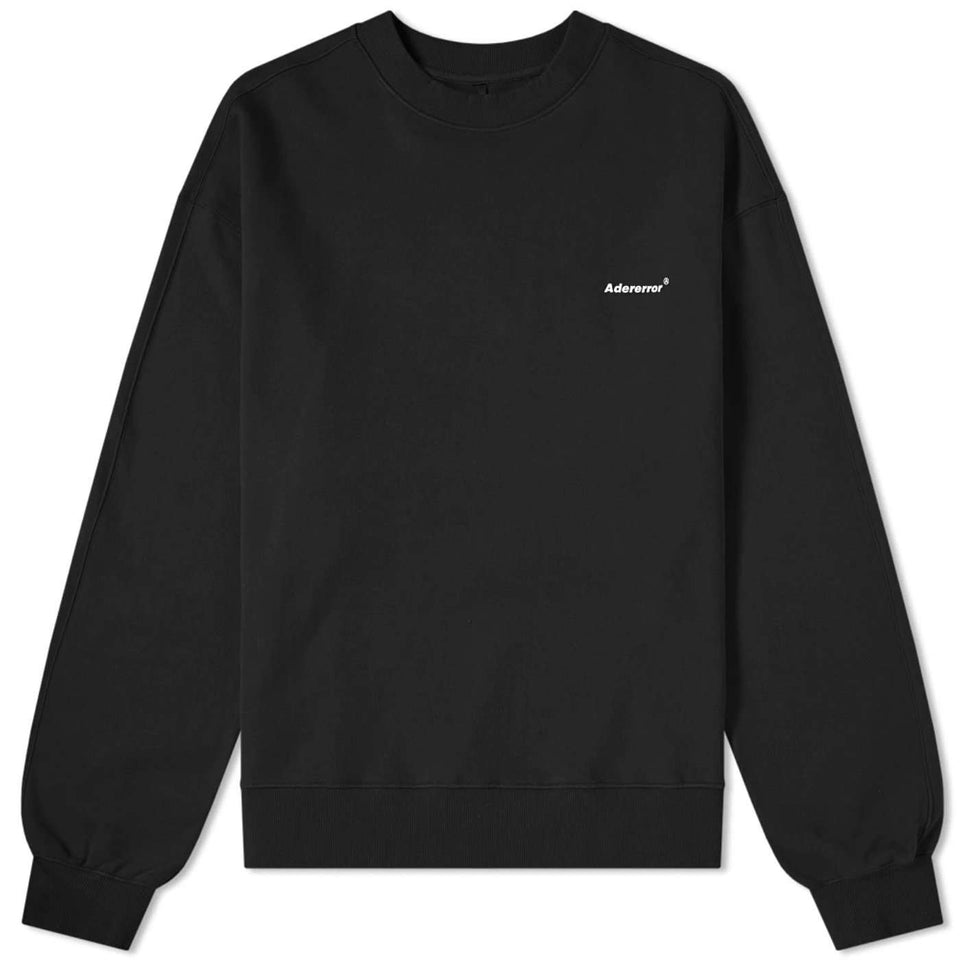 Ader Error Basic Logo Crew Sweat
