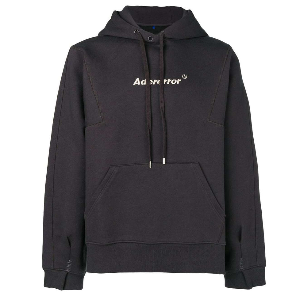 Ader Error Regular Fit Signature Hoodie
