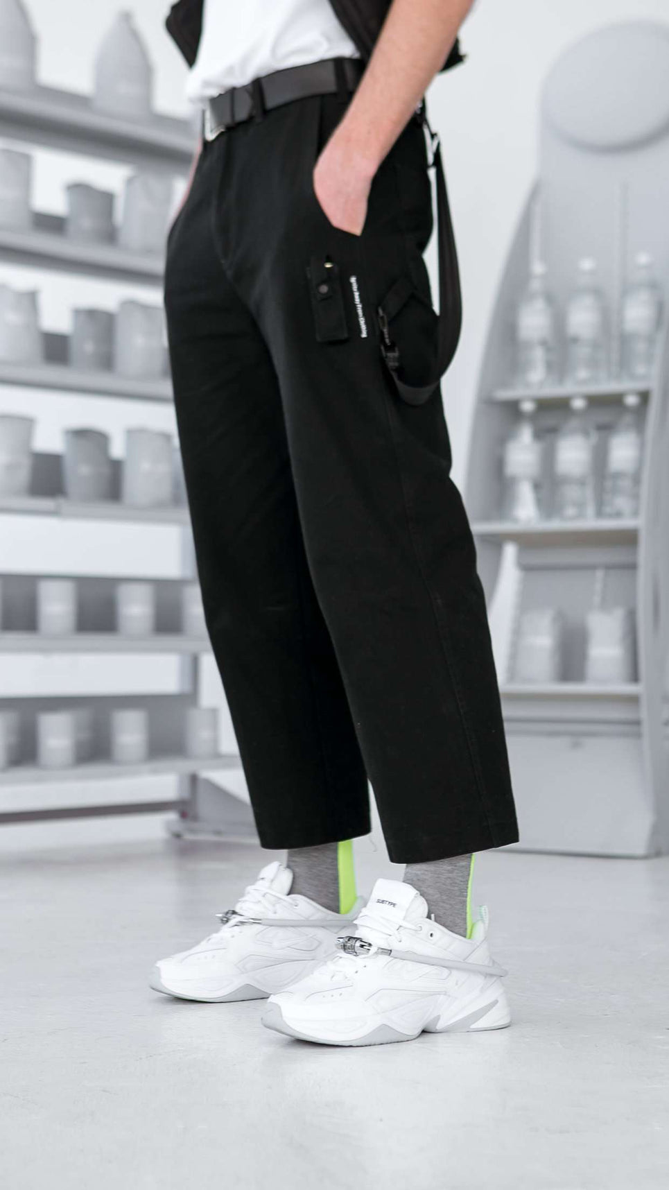SUBTYPE Curated Work Pant - Exclusive