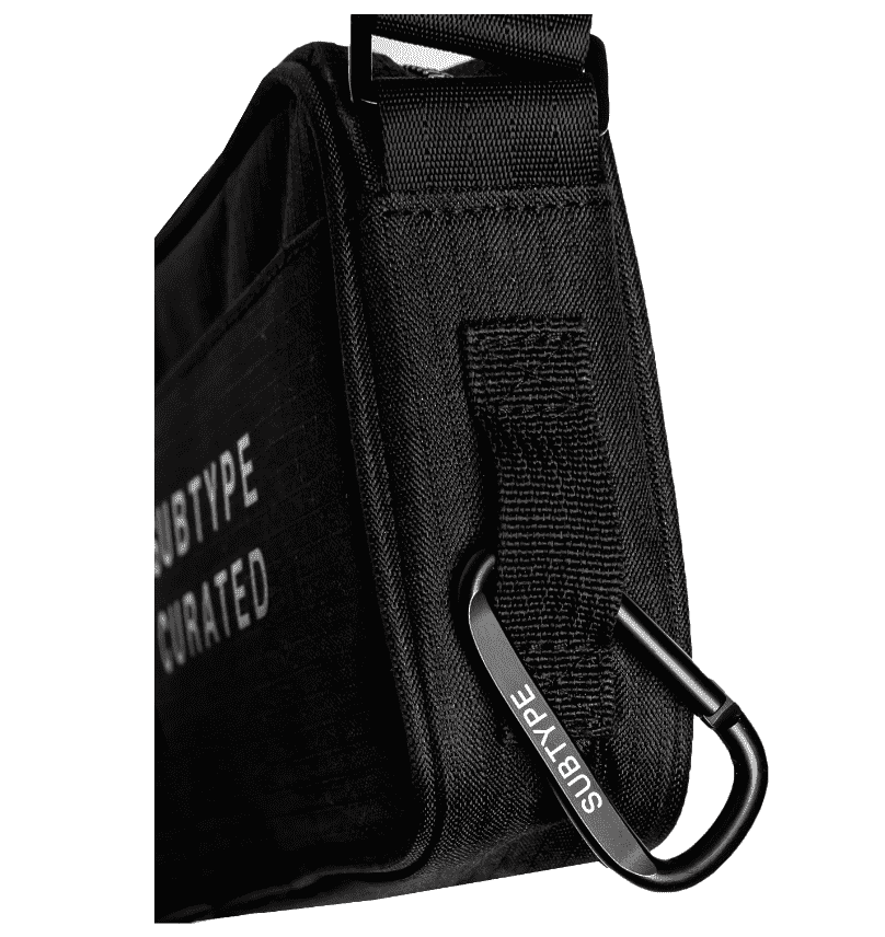 Subtype Curated Side Bag Reflective - Exclusive