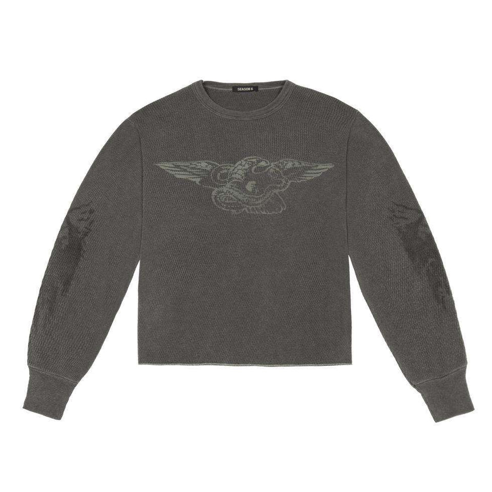 Yeezy Season 6 Printed Thermal