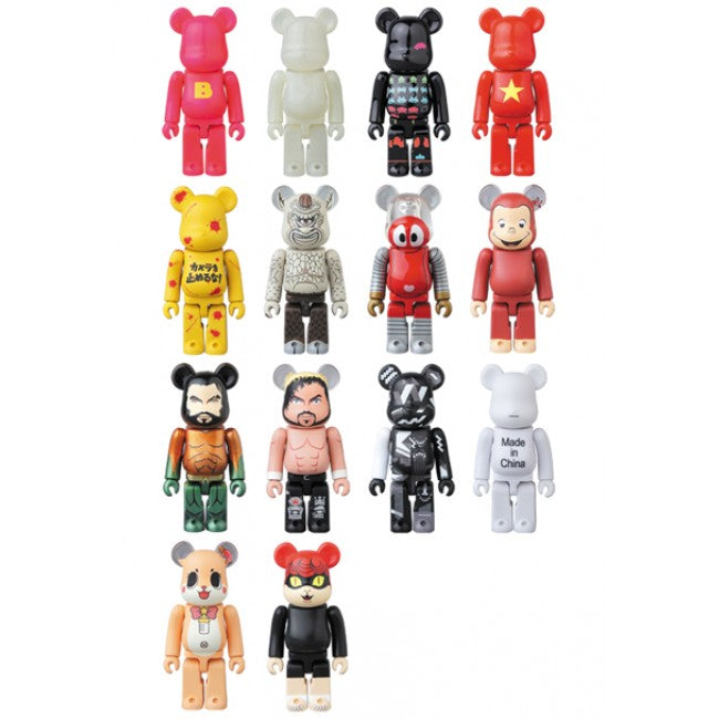 Medicom 100% Bearbrick Series 37 Blind Box