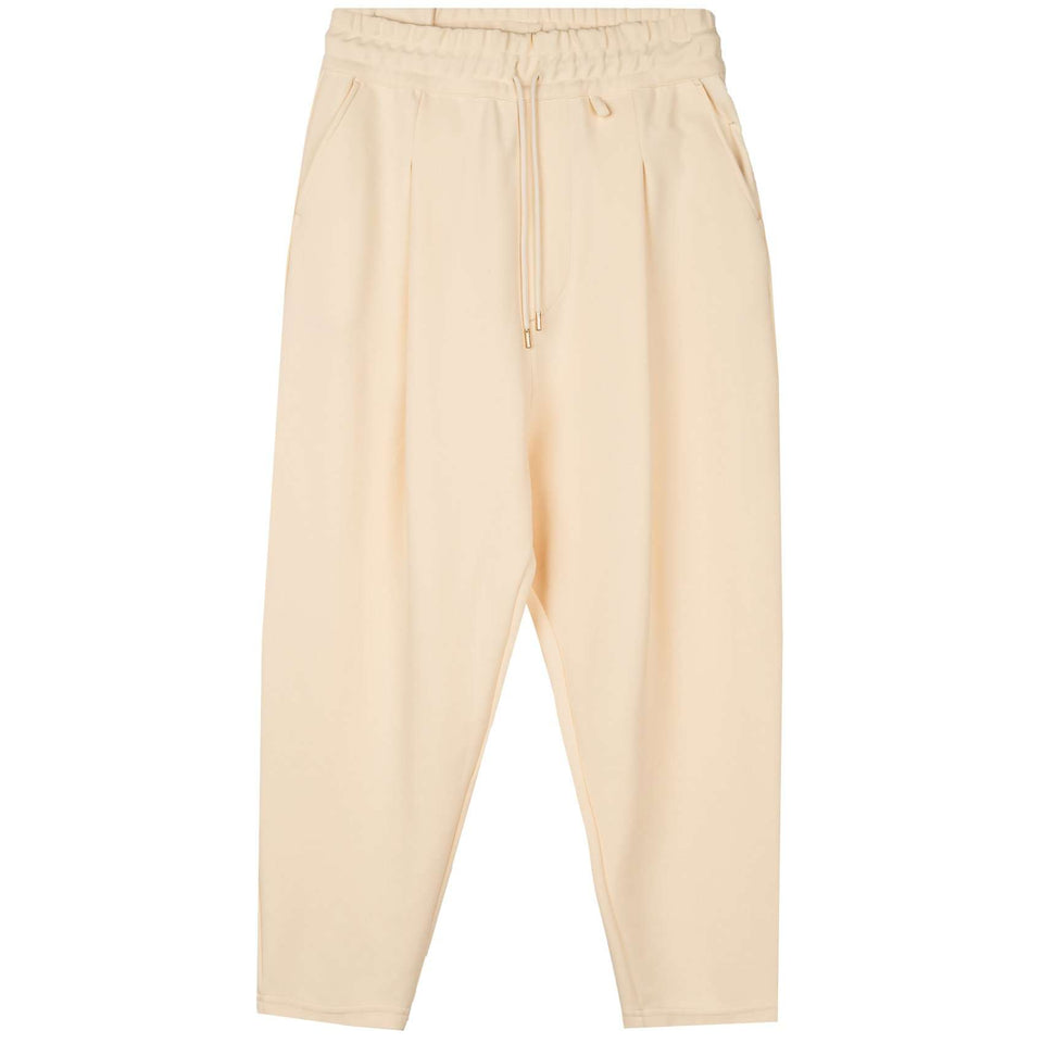 Drole De Monsieur Cropped Carrot Pants