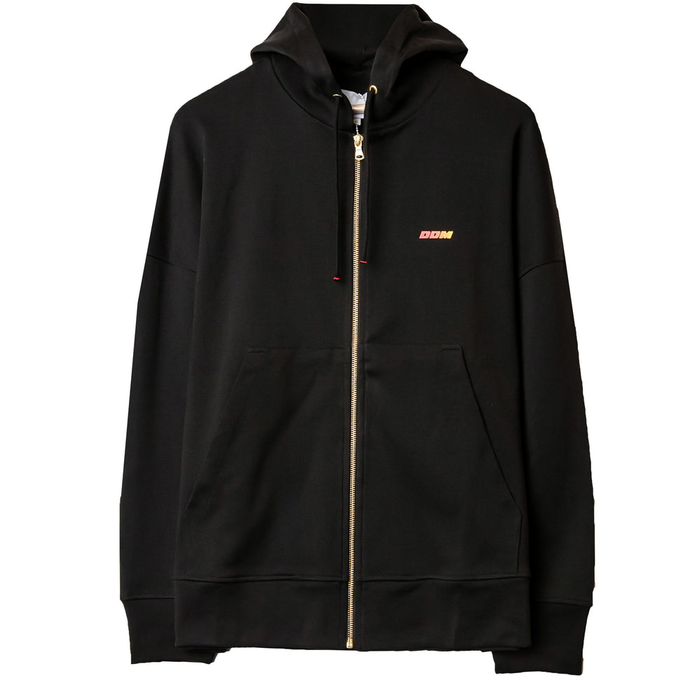Drole De Monsieur Sunset Zip Up Hoodie