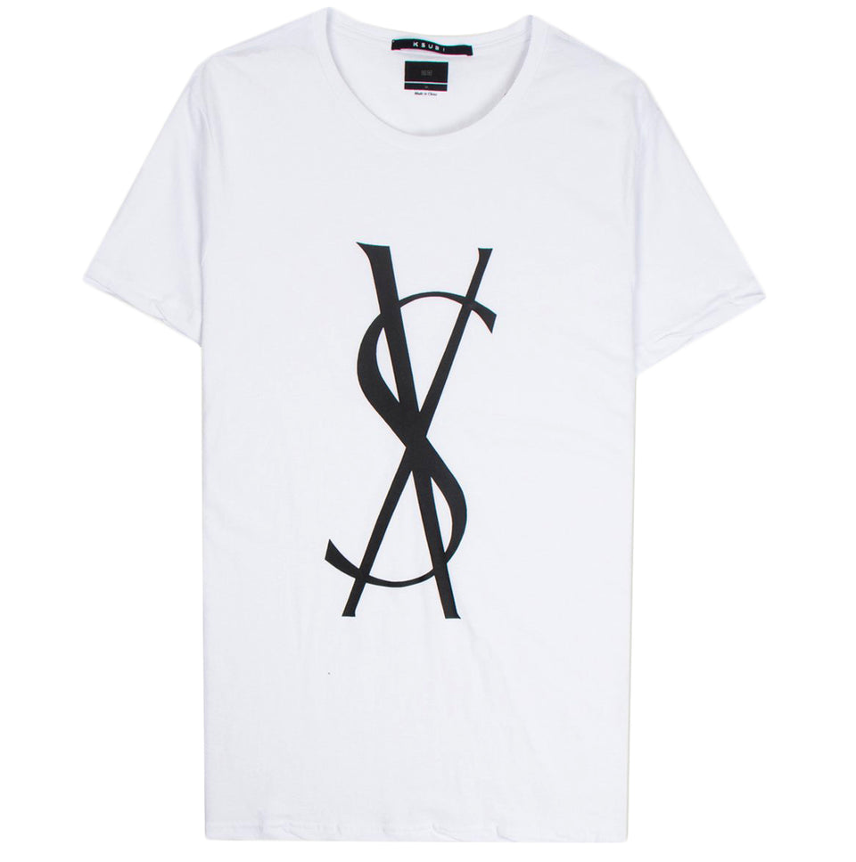 Ksubi Cross Dollar SS tee