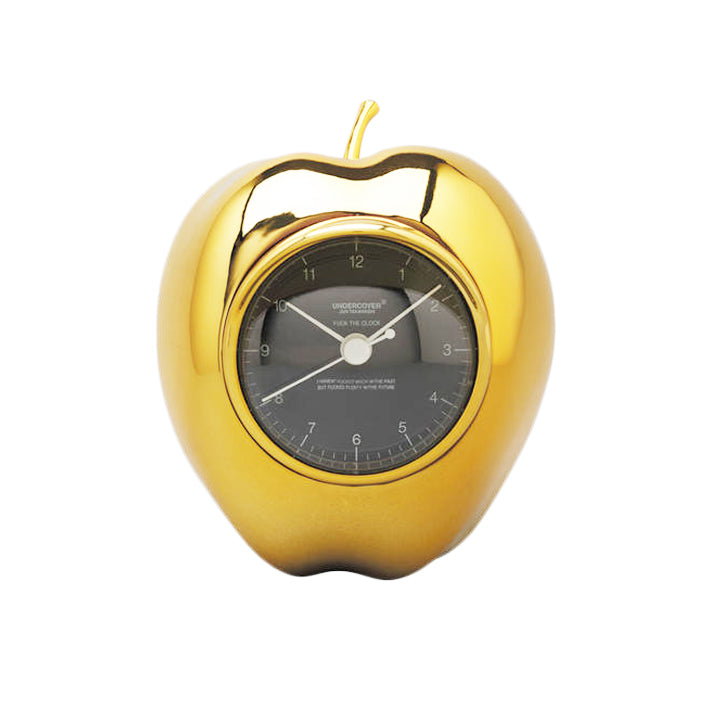 Medicom Toy x Undercover Gilapple Gold Clock