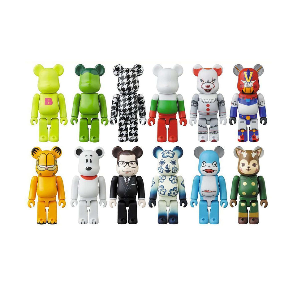 Medicom 100% Bearbrick Series 36 Blind Box
