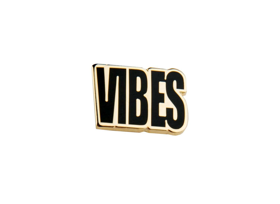 Pintrill Vibes Pin
