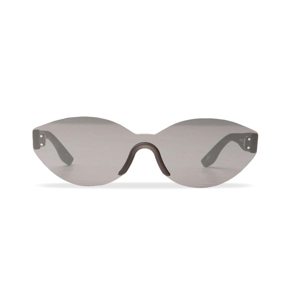 Yeezy Season 6 Oval Shaped Sunglasses