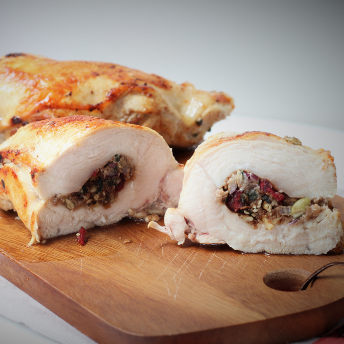 Paleo Stuffed Chicken Breasts