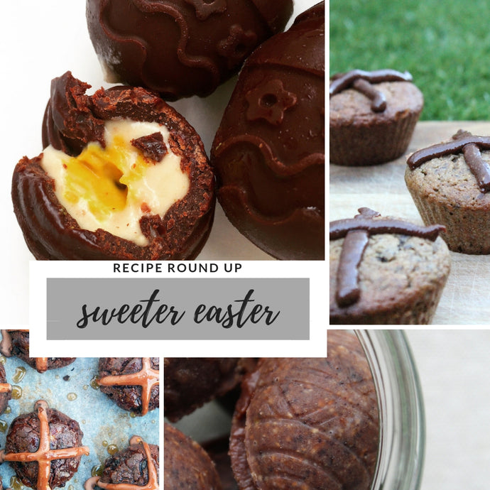 EASTER RECIPE ROUND UP