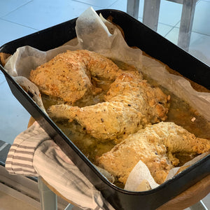KFC-STYLE PALEO FRIED CHICKEN