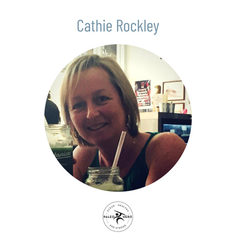 Cathie Rockley | Paleo Hero