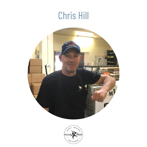 Chris Hill | Paleo Hero