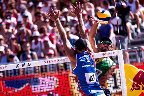 McHugh Schumann - Mens Beach Volleyball | Paleo Hero