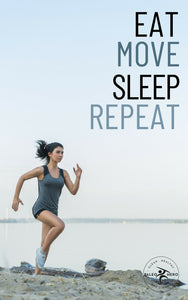 EAT. SLEEP. MOVE. REPEAT Ebook