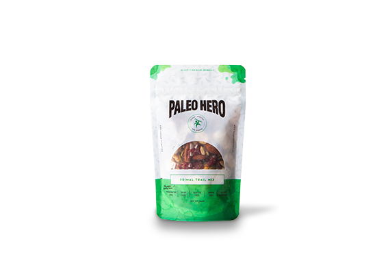 Paleo Hero Primal Trail Mix 100g
