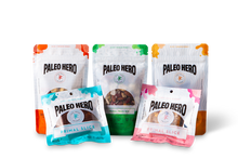 Paleo Hero Collection Box