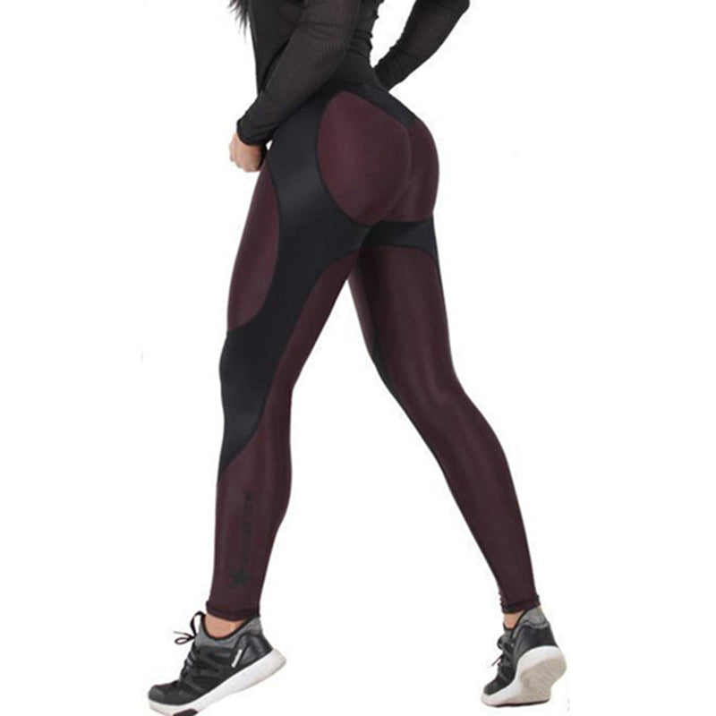Elastic Push Up Leggings