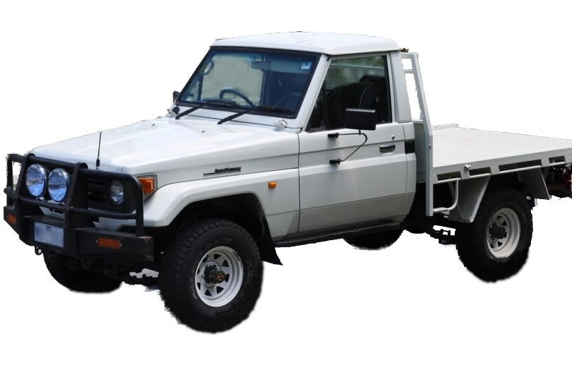 Image result for 75 series landcruiser west coast suspension
