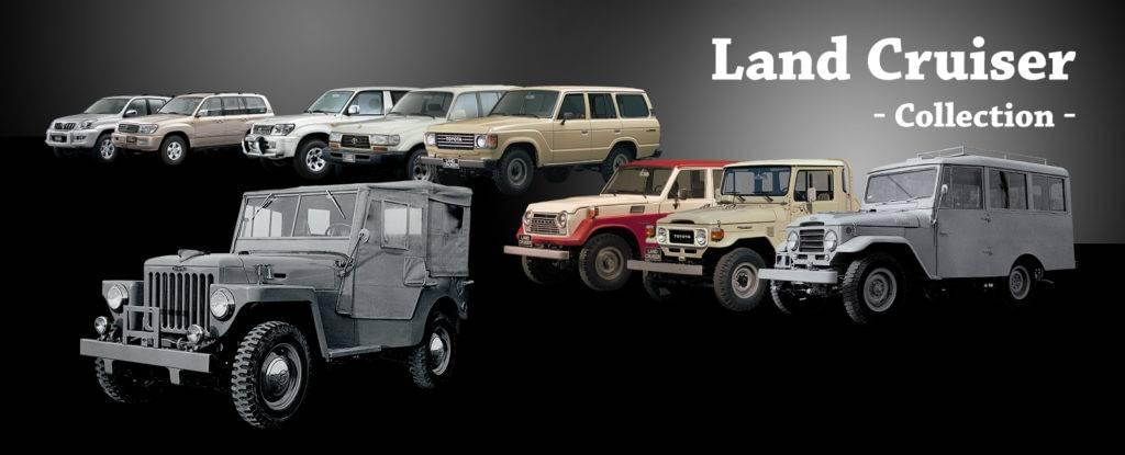 collection of Toyota Landcruiser Radiators