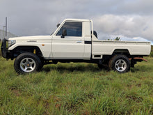 Wellbody to suit 79 Series Toyota Landcruiser