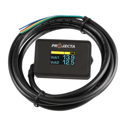 Projecta Dual Volt Battery Meter