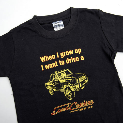Kids Landcruiser Shirt