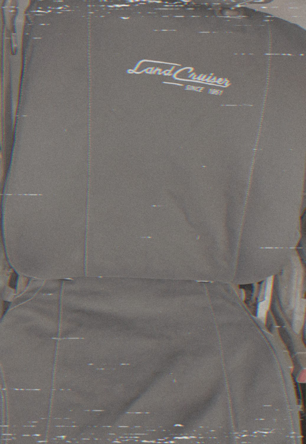 Landcruiser Seat covers