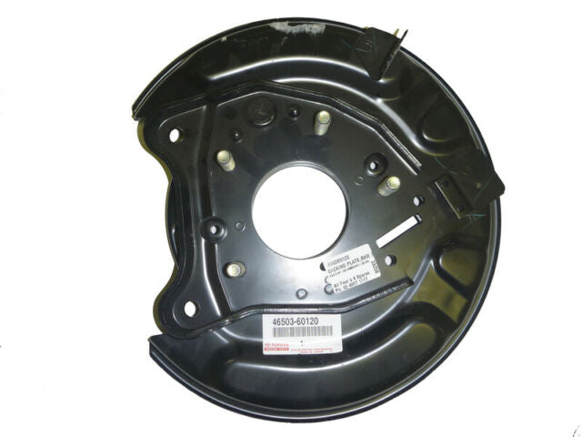 Rear Backing plate to suit HZJ 79 series