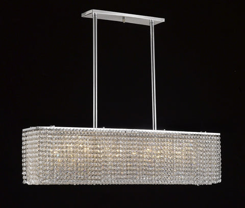 Crystal Chandelier - Torino Lighting Design